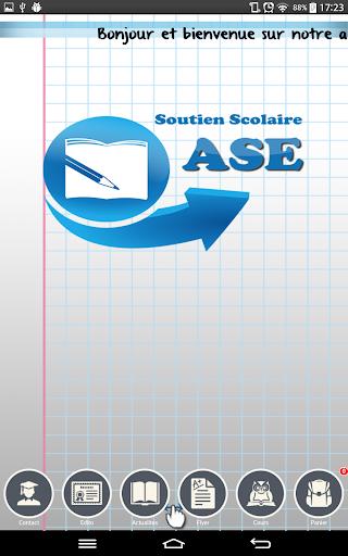 Soutien Scolaire ASE