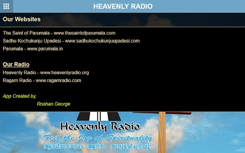 HEAVENLY RADIO- screenshot thumbnail