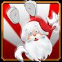 Santa Fall Down