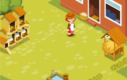 เกมส์เลี้ยงไก่ฟาร์มหรรษา