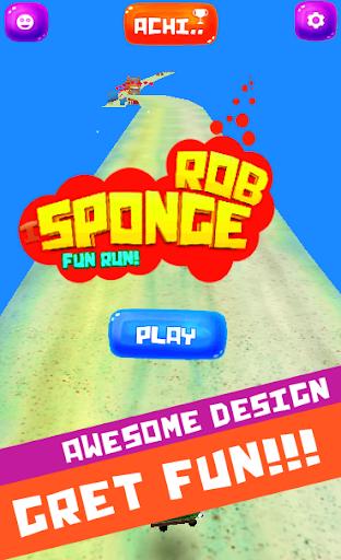 spongeRob:在長跑!