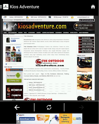 Kios Adventure Online