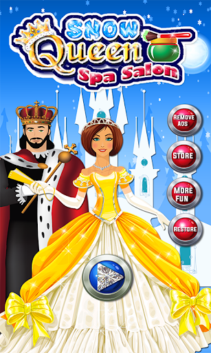 免費家庭片App|Snow Queen Beauty Salon|阿達玩APP