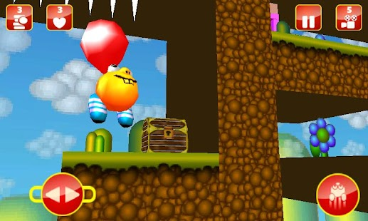 Bob Orange Platform Game- screenshot thumbnail