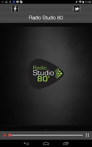 RADIOSTUDIO80