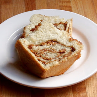 Peanut Butter Butter Sweet Rolls