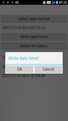 Lock Date Time Memo 1.4.1 Windows u7528 3