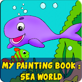 My Painting Book: Sea World