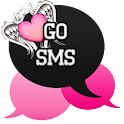 GO SMS - Angel Wings 2 icon