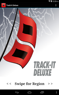 Track-It Deluxe for Hurricanes - screenshot thumbnail