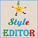 Tinkutara: Style Editor icon