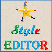 Tinkutara: Style Editor