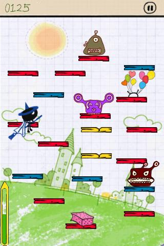 Jumping Now Deluxe - screenshot
