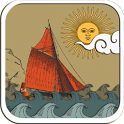 Paper Sea Live Wallpaper PRO icon