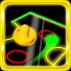 Air Hockey Glow icon