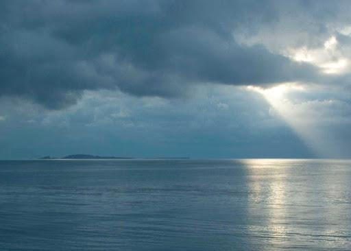 Isla Todos Santos off the coast of Ensenada, Mexico.