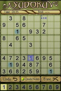 Sudoku Screenshot 40