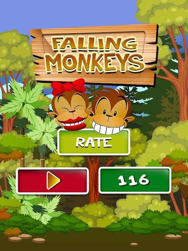 【免費街機App】Falling Monkeys-APP點子