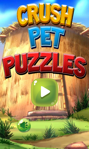 Crush Pet Puzzles