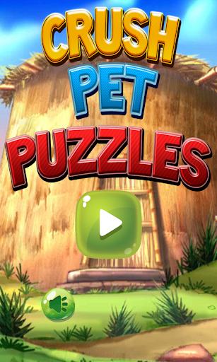 Crush Pet Puzzles