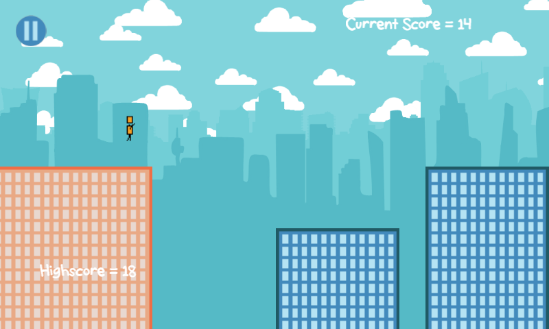 City Sprint- screenshot
