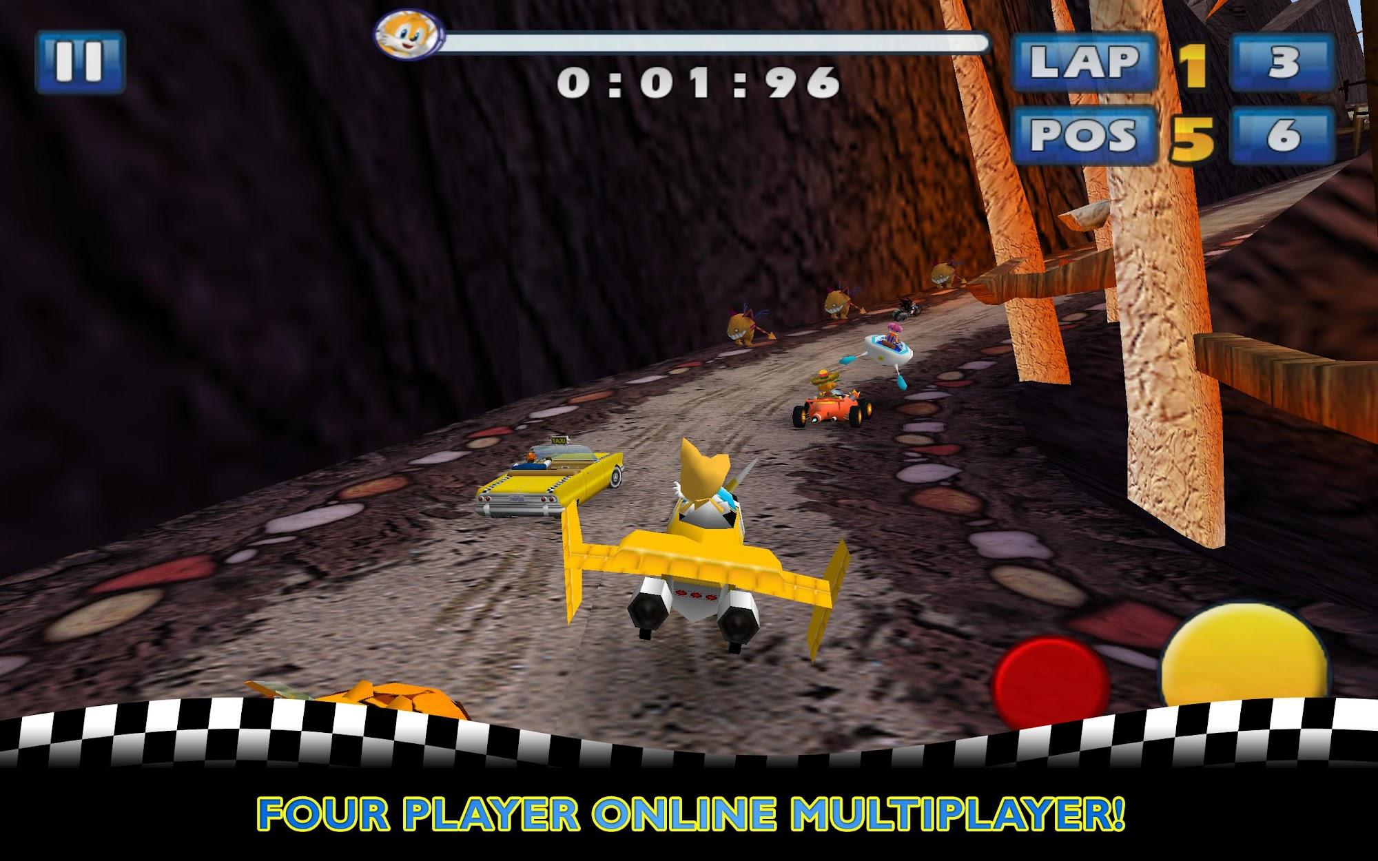 Sonic & SEGA All-Stars Racing screenshot #11