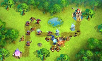 Screenshot of Towers N' Trolls
