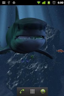 Download Sharks Attack Live Wallpaper APK On PC