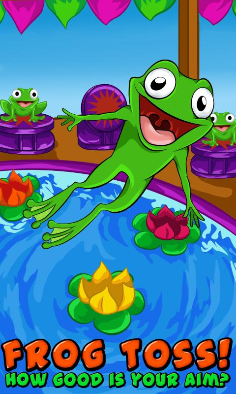 Frog Toss! image #1
