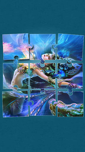 Fantasy Jigsaw Puzzle