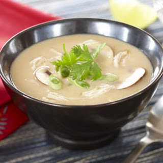Coconut Lemongrass Soup