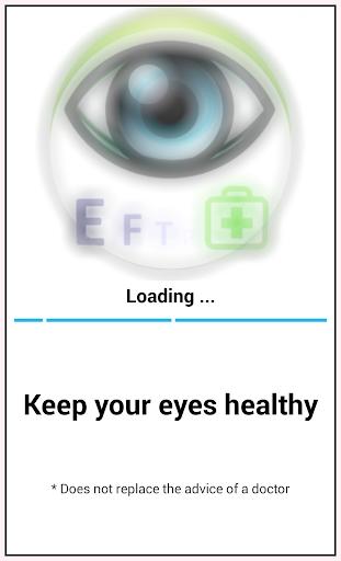 Eye exam PRO