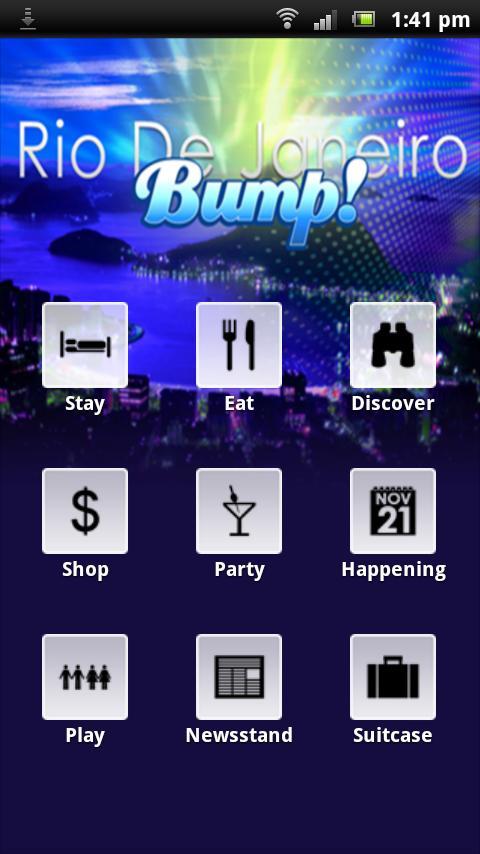 Bump! Rio- screenshot