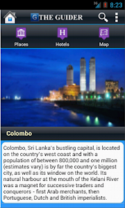 Sri Lanka Travel Guide -Guider screenshot 3
