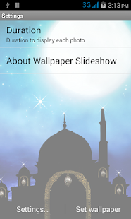 Islamic Live Wallpaper- screenshot thumbnail