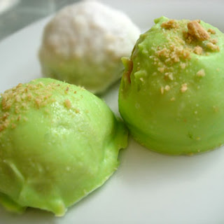 Key Lime Oreo Truffles