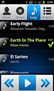 AALinQ Car Music Player - screenshot thumbnail