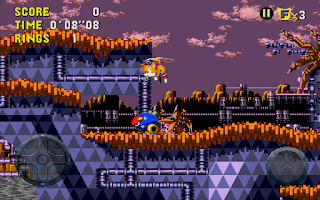 Screenshot of Sonic CD™