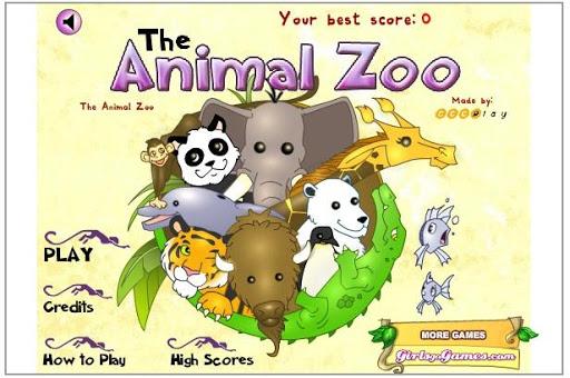 动物园游戏