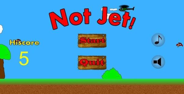 Not Jet