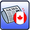 Canada News in App- FREE icon