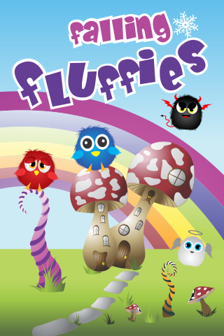 Falling Fluffies for kids Apk Download Free for PC, smart TV