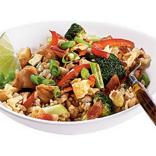 Southeast Asian Fried Rice.