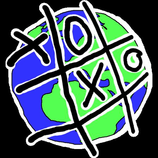 TicTacToe WORLDWIDE! 休閒 App LOGO-硬是要APP
