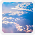 Fantastic Cloud Live Wallpaper icon