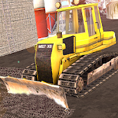 Bulldozer Traffic Racing