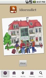iDormDict- screenshot thumbnail