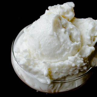 Sugar Cane Soft Serve Ice Cream