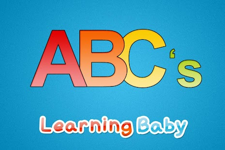 Baby ABC's - New Baby ABC App!- screenshot thumbnail