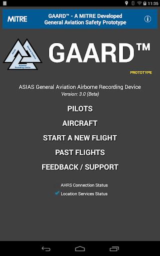 GAARD - GA Recording Device